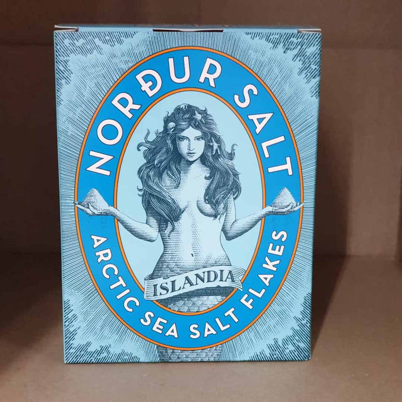 Islandia Nordur Salt Artic Sea Salt Flakes