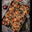 Roast Chicken & Vegetables (Single Serve)