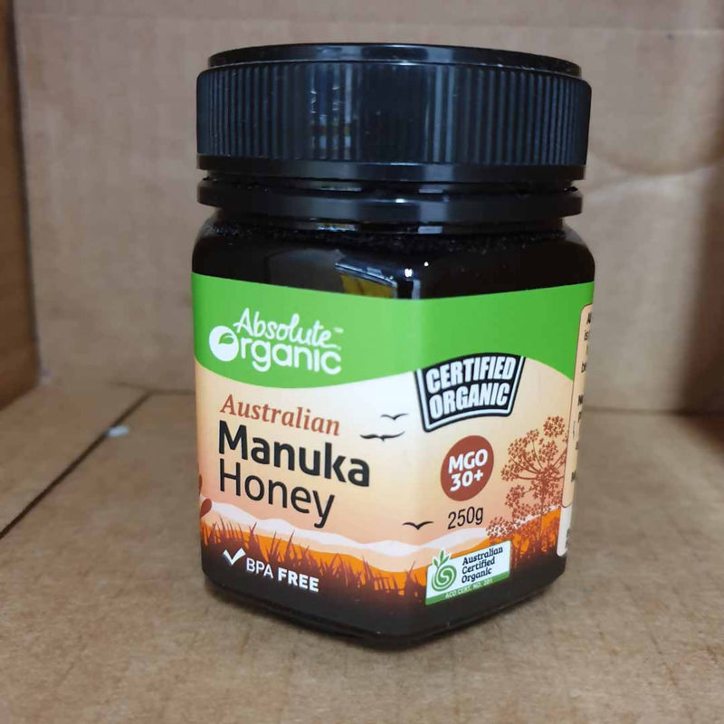 Australian Manuka Honey by Absolute Organic - 250g