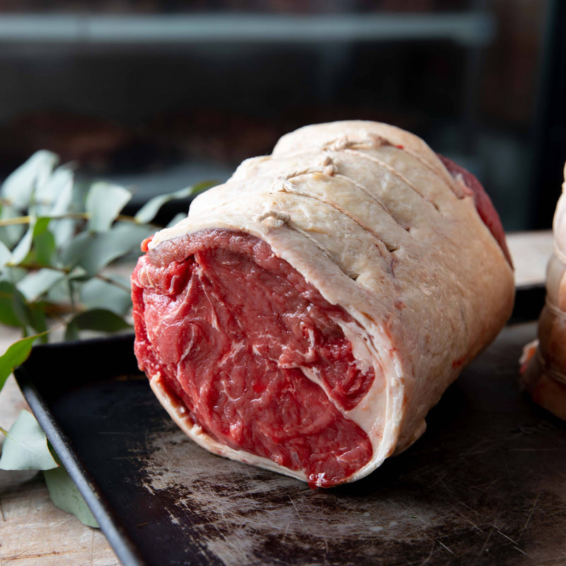 Bone and Rolled Sirloin (1kg)