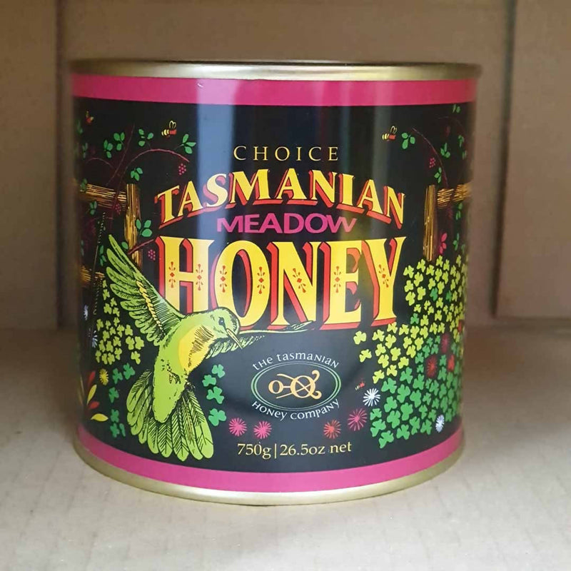 Tasmanian Meadow Honey by The Tasmanian Honey Co, 750g