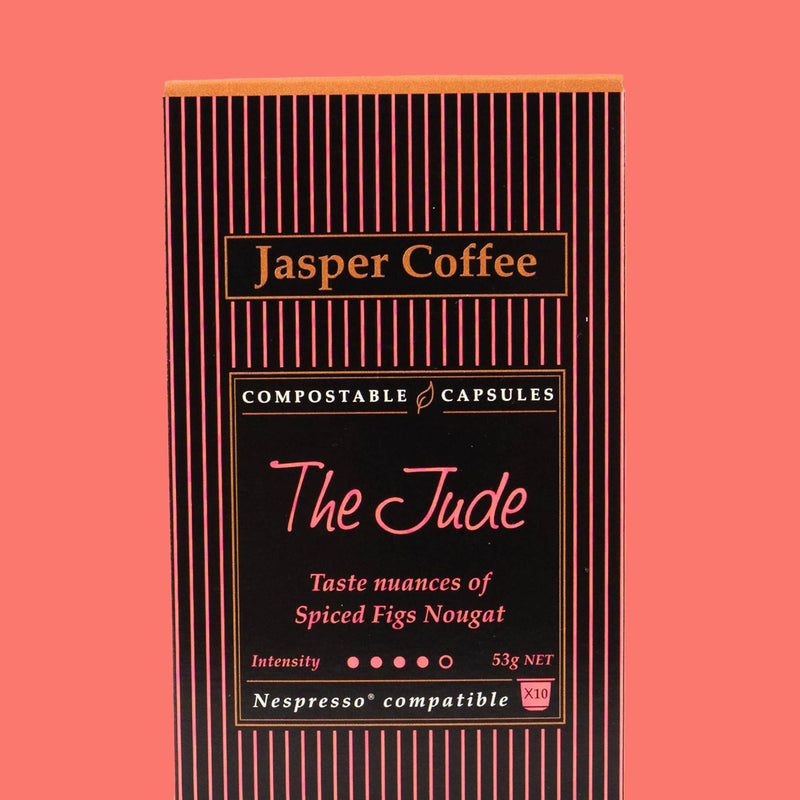 The Jude Coffee Capsules (10 pack)