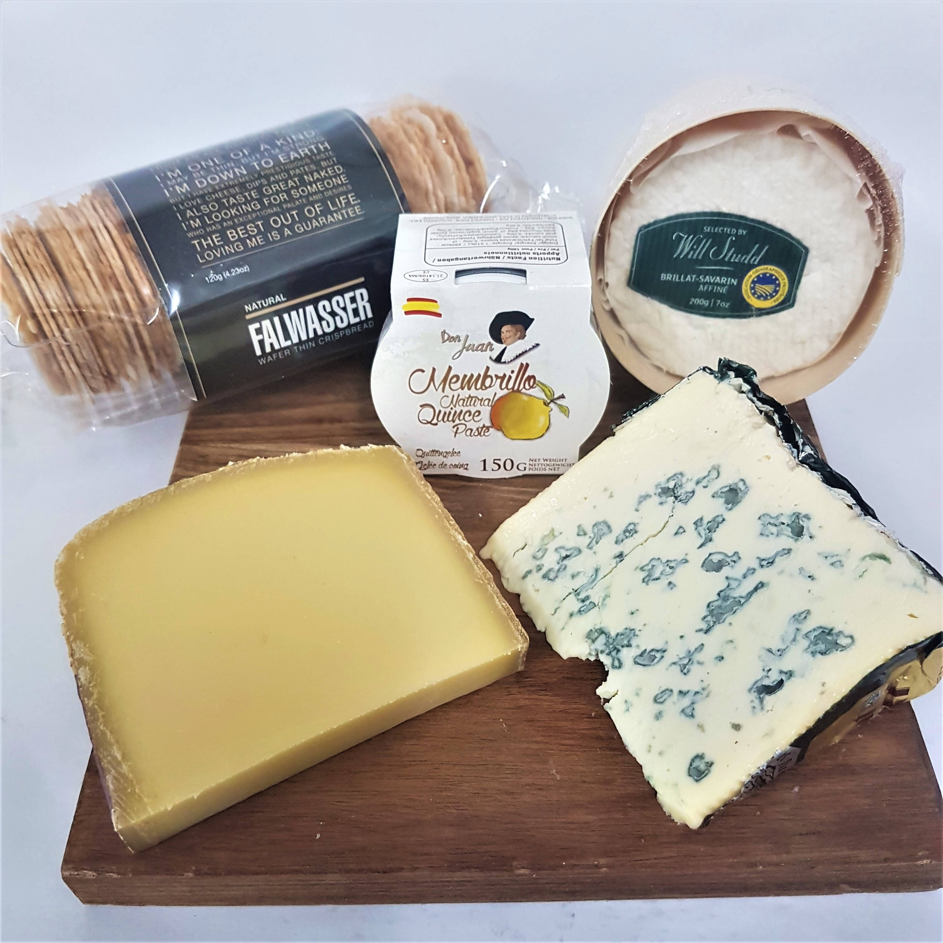 Say Cheese: French Cheese Pack