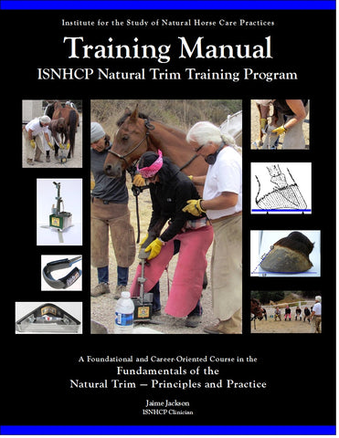ISNHCP Natural Trim Training Manual (2017 ed.)