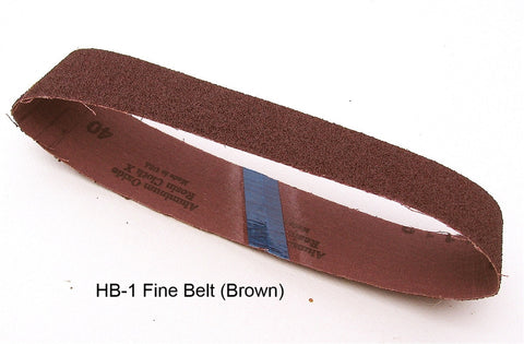 Hoof Sander (HB-1) Replacement Sanding Belt