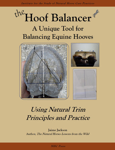 the Hoof Balancer (Instructional Book)