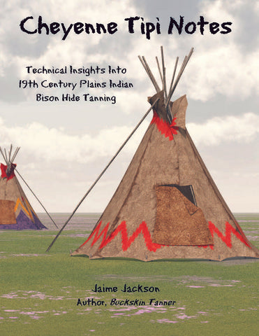 Cheyenne Tipi Notes