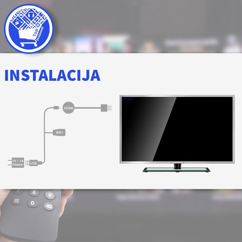 Bežični HDMI adapter MirrorScreen Top Proizvodi 2