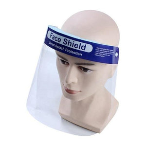 ENTIRE FACE PROTECTIVE SHIELD (CE APPROVED)