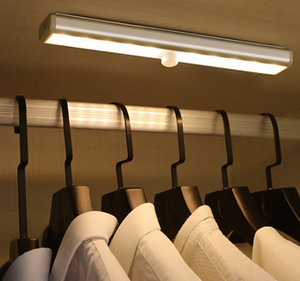 CLOSET UV Lights with Motion Sensor