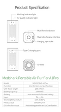 Load image into Gallery viewer, Personal Air Purifier