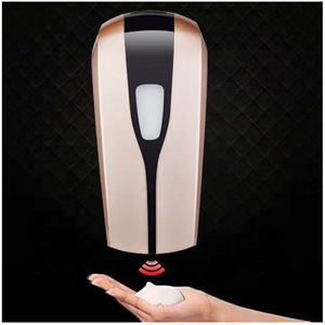 Wall Hanging Infrared Sensing Touchless Disinfection Liquid Soap Sanitizer Spray Dispenser