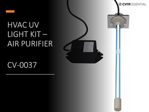 HVAC UV Light Kit - Air Purifier