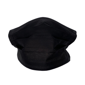 "3 Ply Face Fashion Mask (Wholesale Box- ""black - 3000pcs "" - ""Black Stripes, Black Checkers"" - 3500pcs"")"