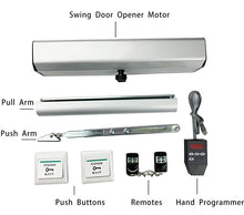 Auto Handicap Door Opener
