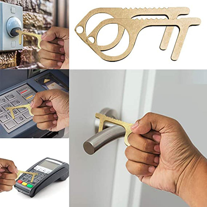 Touch2Go: Contactless multi-purpose key