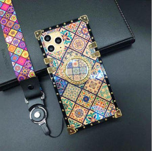 "iPhone case ""Vegas Ring & Strap"" by PURITY™"