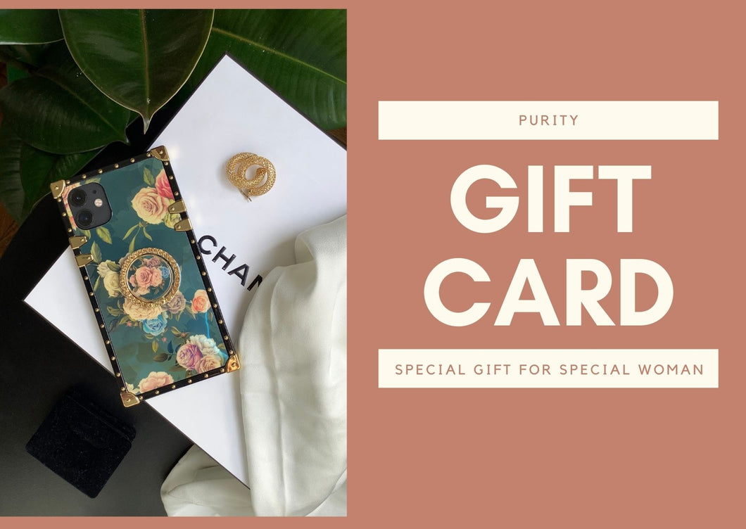 PURITY™ Gift Card