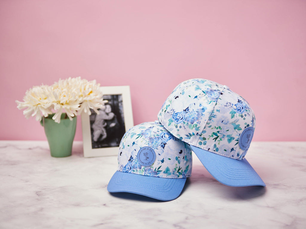Mum and Daughter Matching Hats, Floral Hats | Cubs & Co. Sydney, Australia