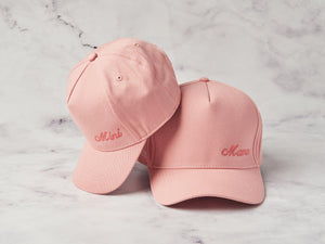 Personalised Gift, Pink Mum Hat | Cubs & Co. Australia