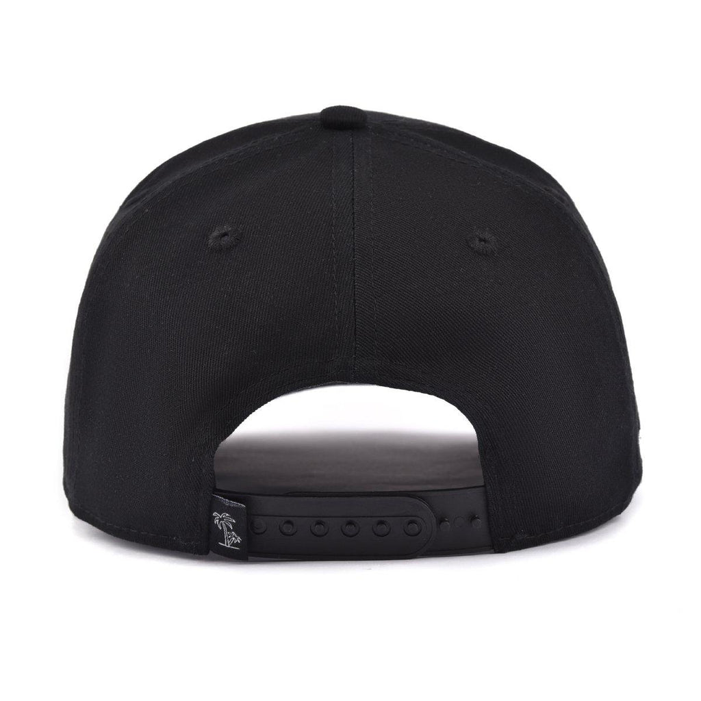 Black baseball cap for babies, toddlers, kids and adults. Cubs & Co. Australia