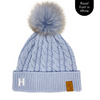kids and adults pom pom persoanlised beanie, cubs and co sydney