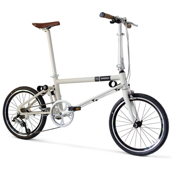 Folding Bike – Push (0V) – Essential