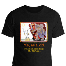 Load image into Gallery viewer, DAD SHIRT: Me, as a Kid