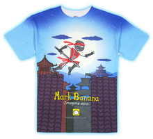 Load image into Gallery viewer, NINJA MOON - Limited Edition All-Over Print Shirt
