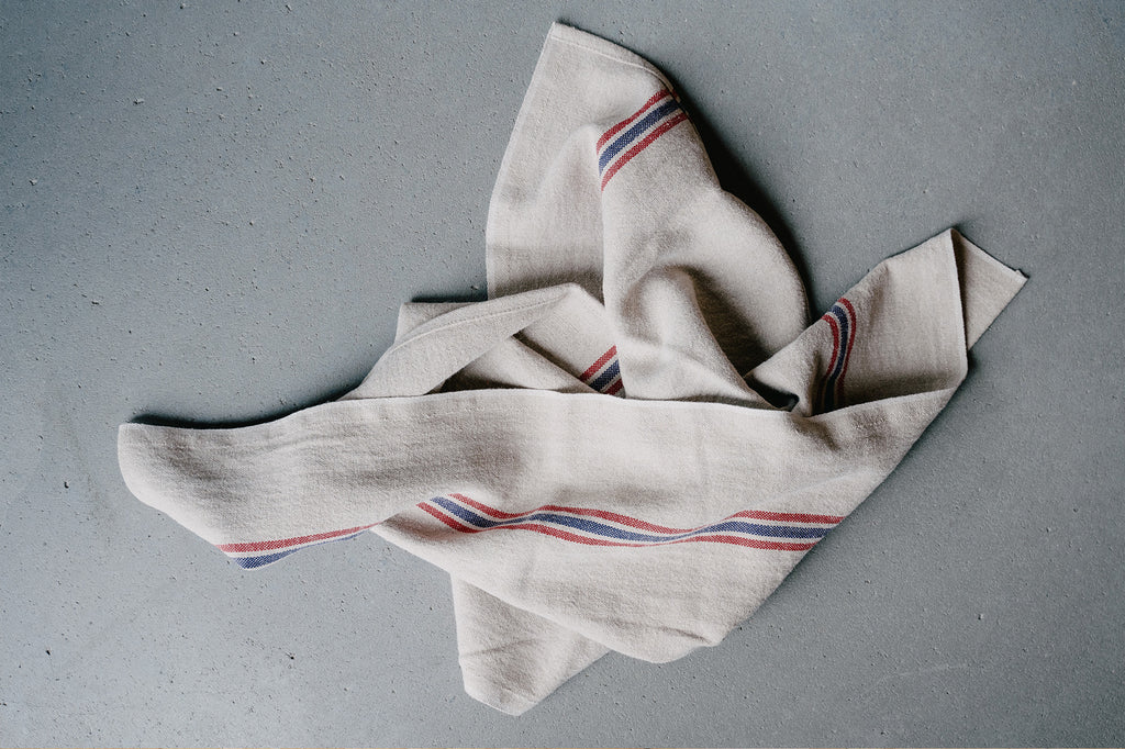 CHARVET ÈDITION Geschirrtuch DRAPEAU NATUREL