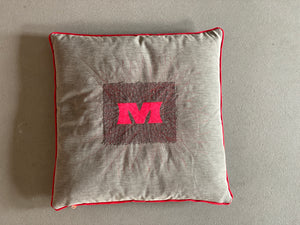 MORGEN Cushion RED