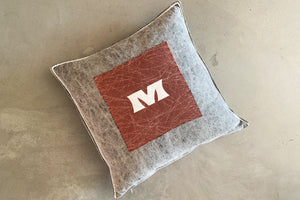 MORGEN Cushion grey