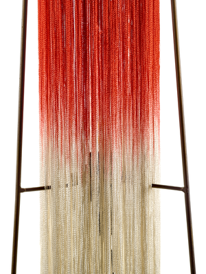 SERAX Table Lamp Kiki Scarlet/Cream