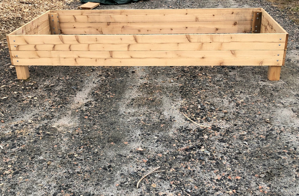 4x8 Raised Bed