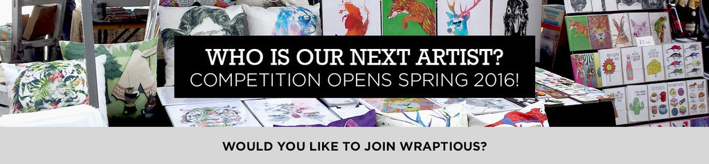 Wraptious Competition Spring 2016!