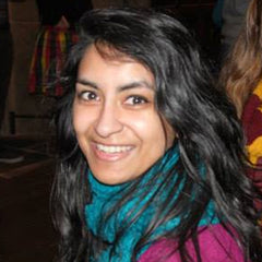 The profile picture for Amberin Huq