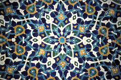 Middle Eastern Tile Work