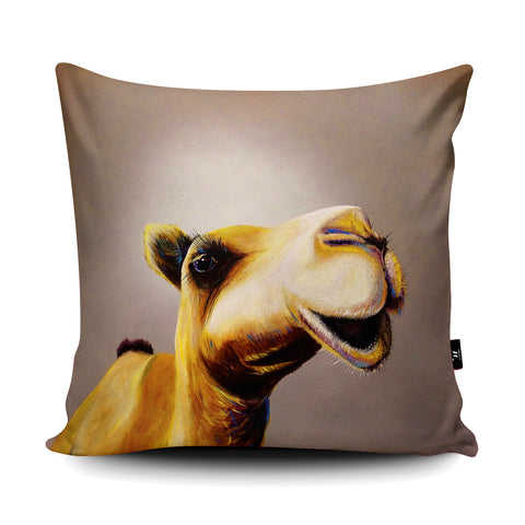 Never Gets The Hump Cushion by Adam Barsby