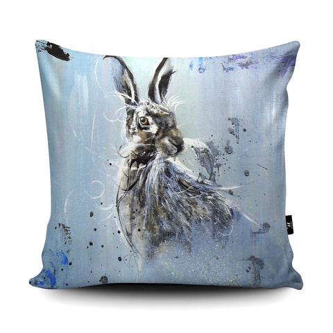 In The Mist Cushion by Aidan Sloan