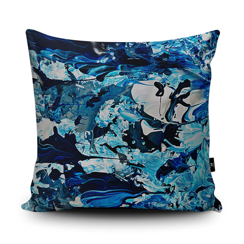 Deleriachrome Cushion by Mark Lovejoy