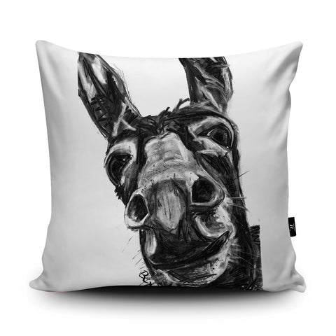 Donkey Cushion by Bex Williams