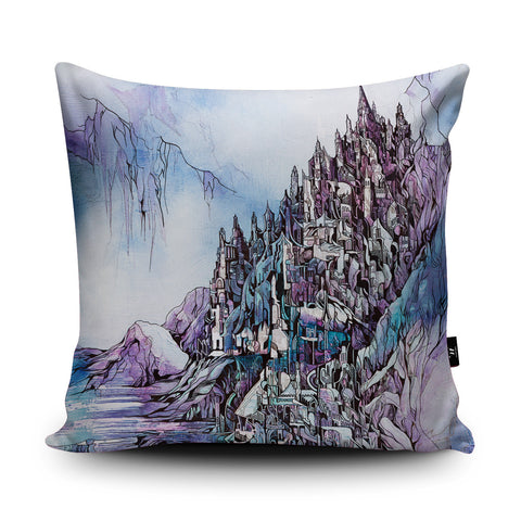 Eastern Light Cushion by Lee Vincent
