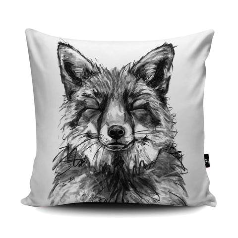 Fox Cushion by Bex Williams