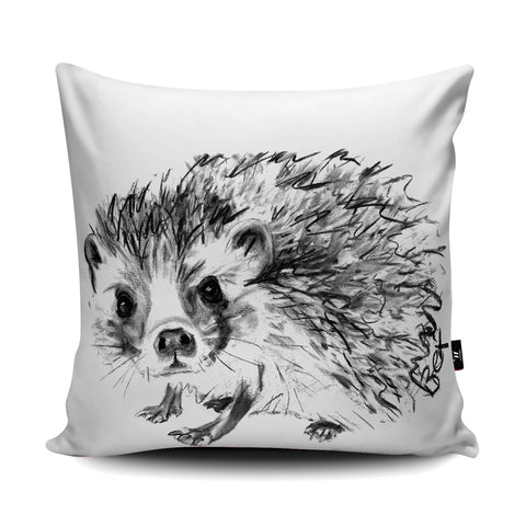 Hedgehog Cushion by Bex Williams