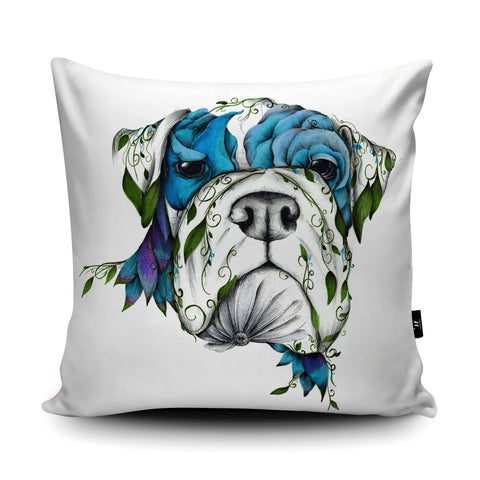 Buster Cushion by Kat Baxter