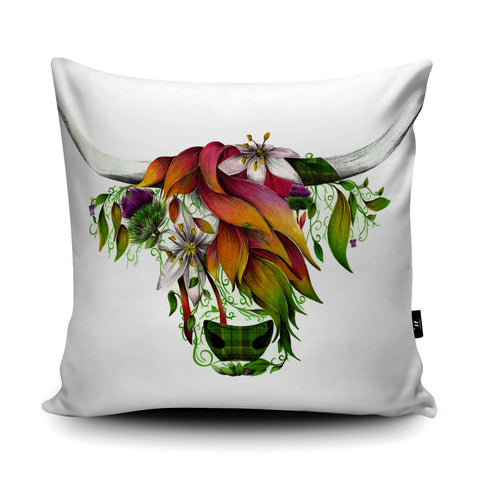 Ivy Cushion by Kat Baxter