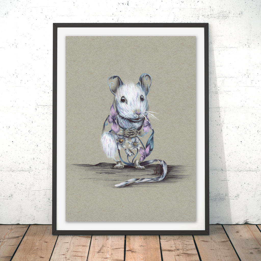Rustic Mouse