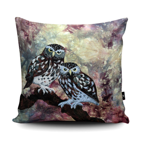 Little Owls Cushion by Kate Findlay