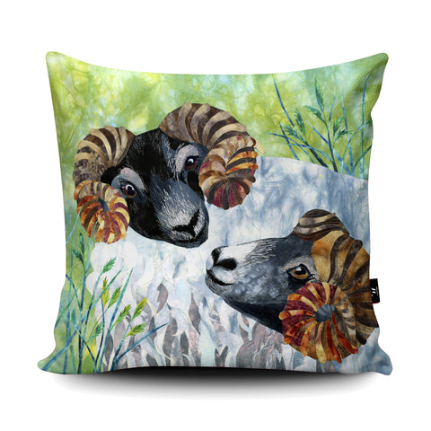 Me And Ewe Cushion by Kate Findlay