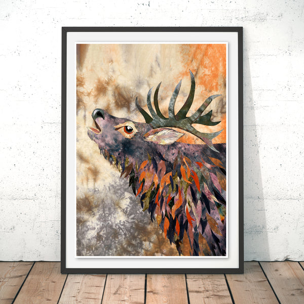 Russet Stag
